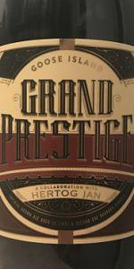 Grand Prestige Vatgerijpt Goose Island