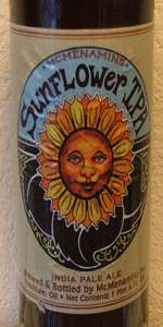 McMenamins Sunflower IPA