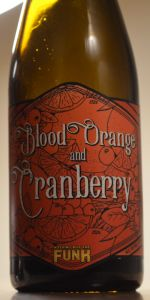 Nothing But The Funk: Blood Orange And Cranberry