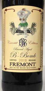 Coconut B-Bomb