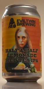 Half & Half Lemonade Iced Tea IPA