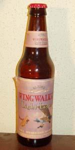 R.J. King Wingwalker Light Lager