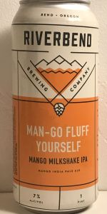 Man-go Fluff Yourself