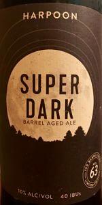 100 Barrel Series #63 - Super Dark