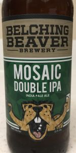 Image result for BELCHING BEAVER DOUBLE MOSAIC