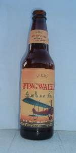 R.J. King Wingwalker Amber Ale