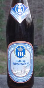 Hofbräu Winterzwickl   Hofbräuhaus München   BeerAdvocate