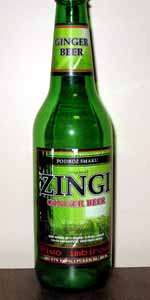 Zingi Ginger Beer