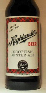 Highlander Scottish Winter Ale