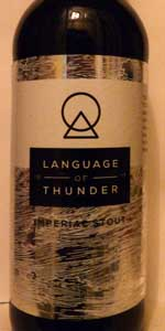 Language of Thunder