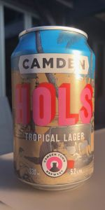 Hols Tropical Lager