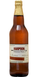 Harpoon 100 Barrel Series #15 - Bohemian Pilsner