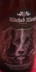 Ferme De Chien Wicked Weed Brewing Beeradvocate