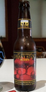 30th Anniversary Cherry Stout Reserve