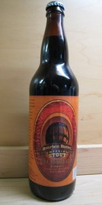 Bourbon Barrel Imperial Stout
