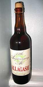 Allagash 11th Anniversary Ale