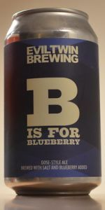 B Is For Blueberry