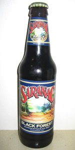 Saranac Black Forest Black Beer