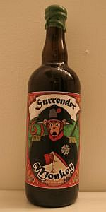 Edenton Surrender Monkey Farmhouse Ale