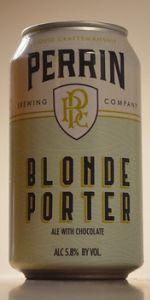 Blonde Porter