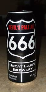 Great Lakes Devil's Pale Ale
