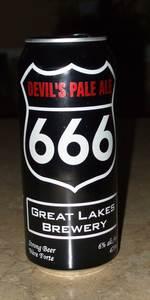 Great Lakes Devil's Pale Ale