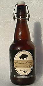 Bison Organic Farmhouse Ale 2006 Brewer's Reserve
