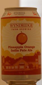 Pineapple Orange IPA