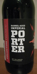 Collective Project: Barrel-Aged Imperial Porter