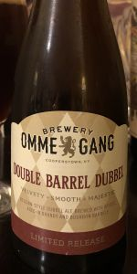 Double Barrel Dubbel