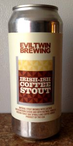 Irish-ish Coffee Stout