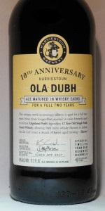 10th Anniversary Ola Dubh