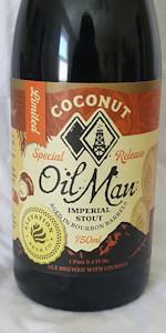 Oil Man Coconut