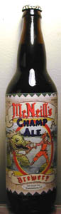 McNeill's Champ Ale