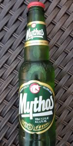 Mythos Hellenic Lager Beer