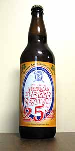 GABF 25th Year Beer
