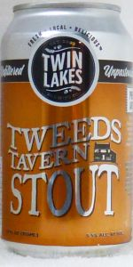Tweeds Tavern Stout