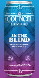 In the Blind IPA