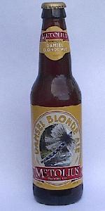 Metolius Damsel Blonde Ale