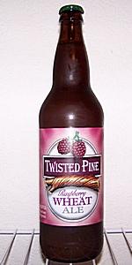 Twisted Pine Raspberry Wheat Ale