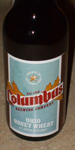 Columbus Ohio Honey Wheat