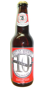 Bootleg 10th Anniversary Ale