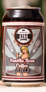 Vanilla Bean Coffee Juele