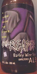 Olde Wyndham Grim Reaper Barley Wine