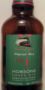Manor Ale