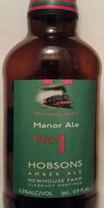 Manor Ale No. 1 (Severn Valley Railway)
