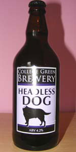 Headless Dog