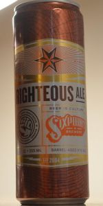 Righteous Ale - Barrel-Aged