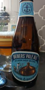 Brewer's Pale Ale (Nelson Hop Blend)