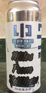 Image result for lic beer project miles from nowhere